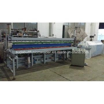 Équipement de pliage automatique de feuilles de plastique Zw4000