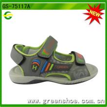 Новый высокое качество прибытия спортивные сандалии для детей мальчик (ГС-75117)
