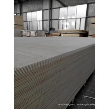 Okume Veneer Faced Plywood