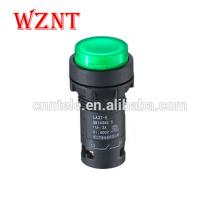 LA37-E1L XB7 Interrupteur à bouton à tête convexe à réinitialisation automatique