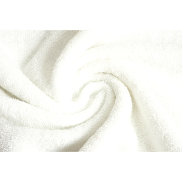 Zero Twist Benang Softest White Bath Towels