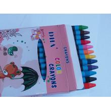 Crayons de 12PCS pour des enfants / Crayons non-toxiques