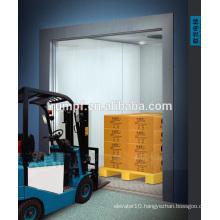 Good Price New Design Cargo Lift