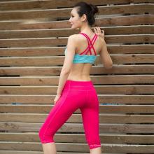 Maßgeschneiderte Crossfit Frauen mit Sport-BH