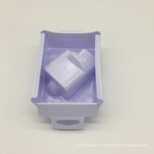 Boîte d'insertion de blister blanche de haute qualité d'ODM Fashion
