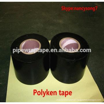 fita similar do denso que envolve a fita exterior do PE dos materiais de revestimento para a tubulação de água do gasóleo