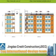 Профессиональный и низкая стоимость стальной структуры коммерчески зданий