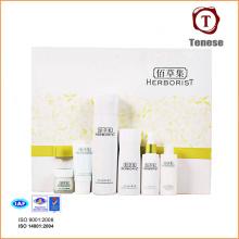 Caixa de presente personalizada para cartão de cosméticos