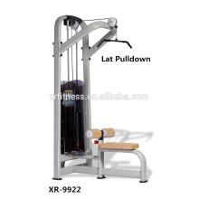 Sitzende Lat Pulldown Fitnessgeräte