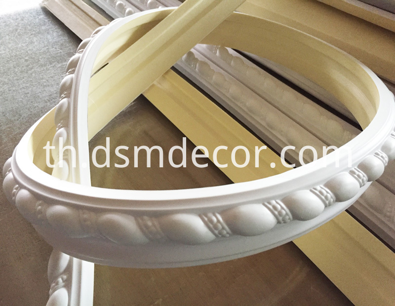 Ribbon Rope Flexible Panel Molding