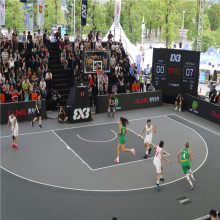 baskeball 3 SES floor