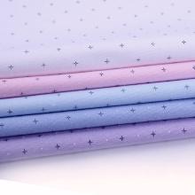 Impressão em tecido de algodão poliéster Oxford camisa personalizada
