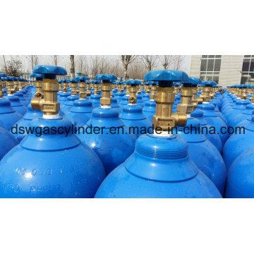 40L High Pressure Oxygen Seamless Steel Cylinder