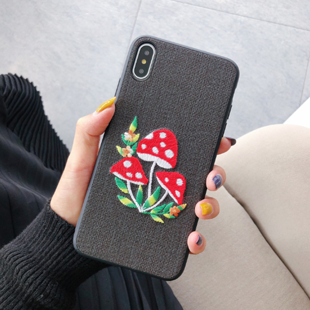 Embroidery Phone Case
