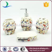 2015 nuevo diseño cerámica baño accesorios nombres