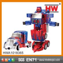 Novo Produto Interessante Crianças B / O robô de plástico brinquedos carro robô