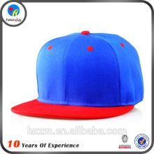 2016 personalizam chapéus lisos do snapback