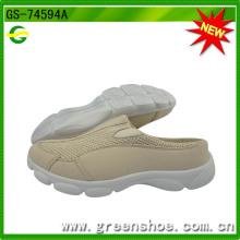 Популярные удобные женские повседневные ботинки (GS-74594)