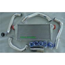 Aluminium Luftkühler Zwischenkühler Rohr für Toyota Aristo Jzs147 2jz-Ge (91-97)