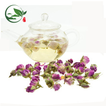 Getrockneter Rosen-Knospen-Blumen-Tee
