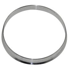 Anel de centro de cubo de alumínio da roda