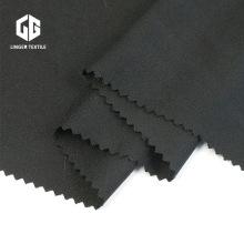 Twist Polyester Yarn Roma Fabric With Spandex