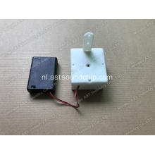 DC Motor voor pop-display