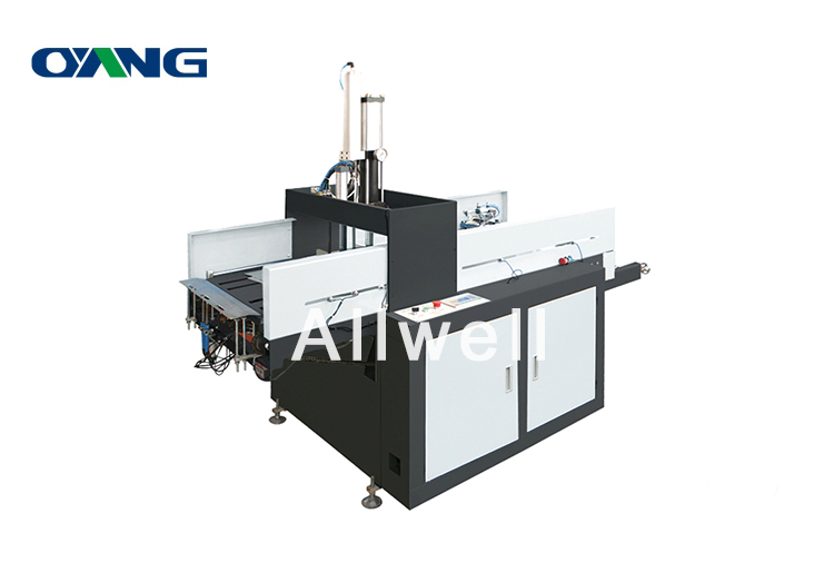 Cheap Automatic T-shirt Bag Punching Machine, Bag Mouth Fabric Punching Machine