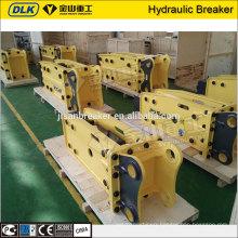 Excavator attachment demolition hammer hydraulic drill rock breaker price
