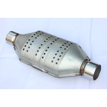 Universal Keramisk Honeycomb Catalytic Converter