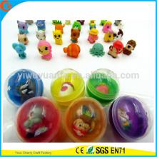 Cápsulas de plástico de la bola del diseño de la novedad de la alta calidad