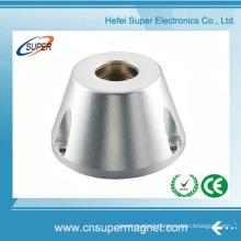 Supermarket Steel Clothing Hard Tag EAS Strong Magnetic Detacher