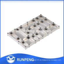 El OEM de aluminio a presión las piezas de alta calidad de la comunicación de la fundición