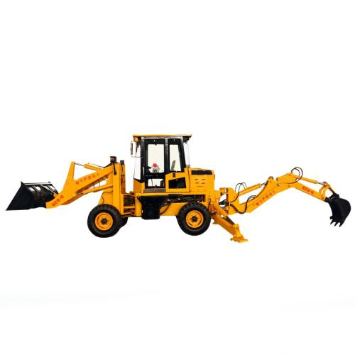 1 ton mini backhoe loader taman dijual