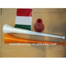 chifre de vuvuzela personalizado de plástico