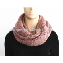 Plain Color Knitted Snood