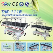 Chariot de transfert de patient à système hydraulique importé (THR-111B)