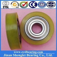 638ZZ delrin v groove wheel PVC door wheels ball bearing