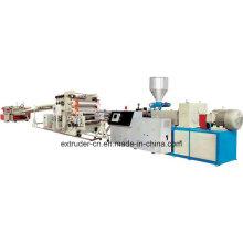 Linha de máquina de extrusão de PVC Celuka espuma extrusora