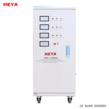 Avr SVC 45kva voltage stabilizer 3 phase automatic voltage regulator/servo motor voltage stabilizer