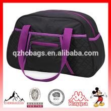 Nuevo bolso de hombro del bolso de la yoga de la bolsa de asas del yoga del diseño