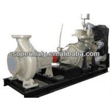 Pompe à eau haute pression alimentée par diesel