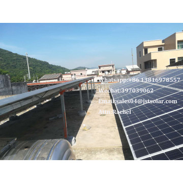 Green Enery Saving 280W PV Panels dans une usine chinoise
