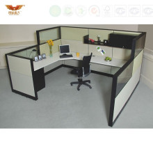 Larage Space Room Office Private Cubicles with High Wall (HY-289)