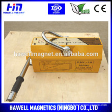 2000kg strong force holder permanent magnetic lifter