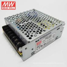 30W a 125W SIGNIFICAN BIEN UL CE CB 50W 5v 24v fuente de alimentación de salida dual aislado RID-50B