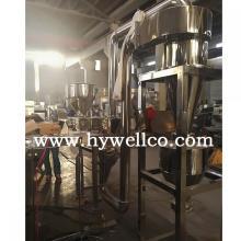 Низкотемпературная дробилка для материалов с высоким содержанием масла
