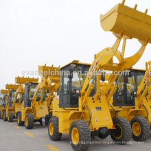 Super mini loader LW120 front wheel loader manufacturer