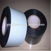 Sistema de revestimento de 3 camadas de proteção de corrosão subterrânea da tubulação de aço anti fita de envoltório da tubulação de corrosão