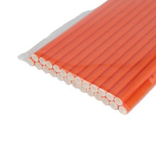 Eco-friendly biodegradable material paper straw custom drinking straw for hot and cold drinks